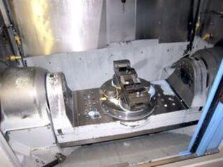 Milling machine Chiron FZ 12K-S 5 AX high speed-1