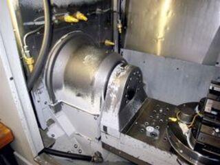 Milling machine Chiron FZ 12K-S 5 AX high speed-2