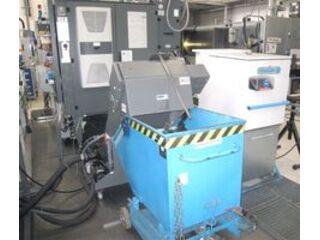 Milling machine Chiron FZ 12K-S 5 AX high speed-8