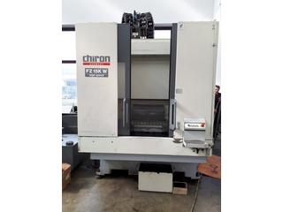 Milling machine Chiron FZ 15 KW Highspeed-2