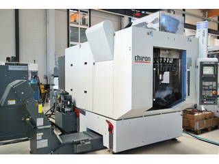 Milling machine Chiron FZ 18 S Highspeed, Y.  2013-5