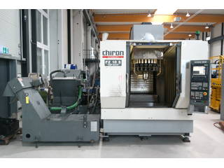 Milling machine Chiron FZ 18 S Highspeed, Y.  2005-4