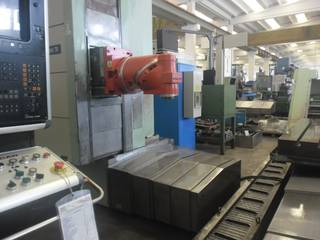 Colgar Program TR 4000 Bed milling machine-1