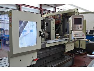 Correa A 10 rebuilt Bed milling machine-1