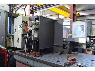 Correa A 10 rebuilt Bed milling machine-7