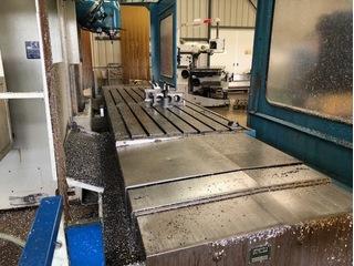Correa A 25 Bed milling machine-2