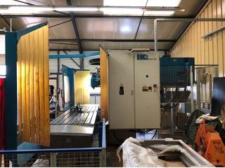 Correa A 25 Bed milling machine-3