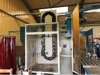 Correa A 25 Bed milling machine-6