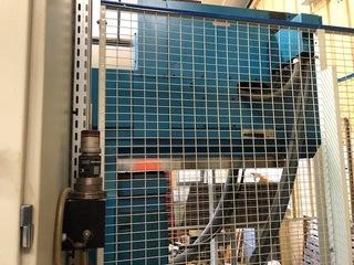 Correa A 25 Bed milling machine-8