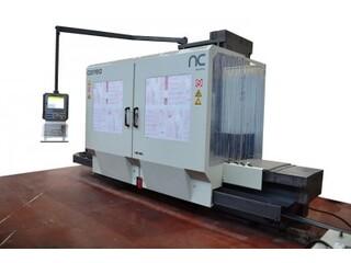 Correa A 25/30 rebuilt Bed milling machine-1