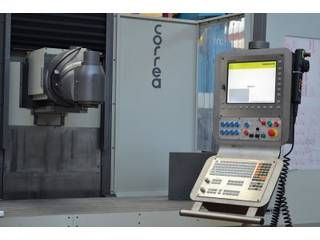 Correa A 25/30 rebuilt Bed milling machine-4