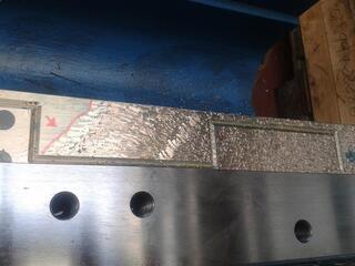 Correa A 30 / 40 rebuilt Bed milling machine-8
