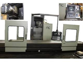 Correa A 30 / 50 Bed milling machine-0