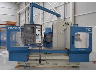 Correa CF22 Bed milling machine-2