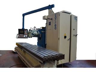 Correa CF 17 Bed milling machine-1