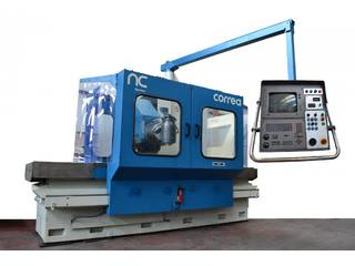 Correa CF 22 Bed milling machine-0