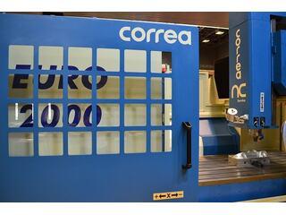 Correa Euro 2000 rebuilt Bed milling machine-3