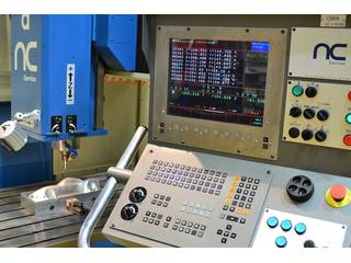 Correa Euro 2000 rebuilt Bed milling machine-4