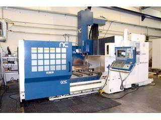 Correa Euro 2000 Bed milling machine-1