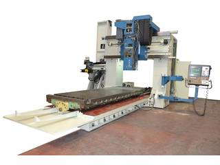 Correa FP 30 / 40 rebuilt Bed milling machine-0