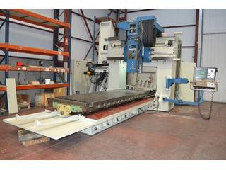 Correa FP 30 / 40 rebuilt Bed milling machine-7