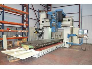 Correa FP 30 / 40 rebuilt Bed milling machine-13