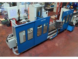 Correa L 30/43 rebuilt Bed milling machine-2
