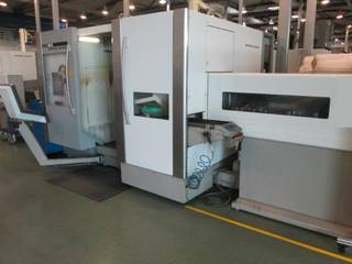Milling machine DMG DMC 60 S , Y.  2003-3