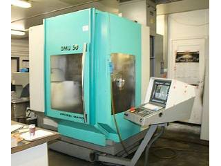 Milling machine DMG DMU 50 evo-0