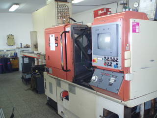 Lathe machine DMG GAC 42-1
