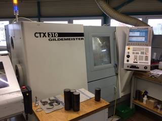 used DMG CTX 310 V3 [796323541]