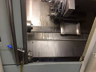 Lathe machine DMG CTX 310 V3-11