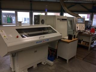 Lathe machine DMG CTX 310 V3-14