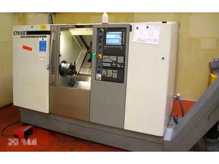 Lathe machine DMG CTX 310 V3-1