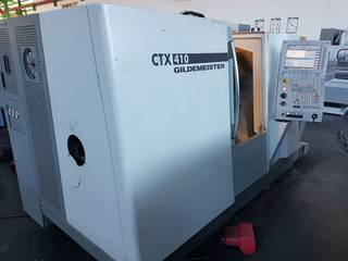 Lathe machine DMG CTX 410 V3-5