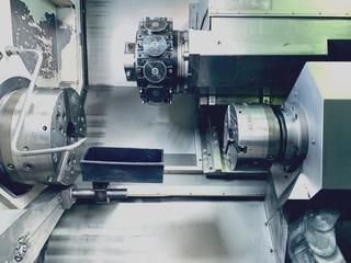 Lathe machine DMG CTX 420 Linear V6-2