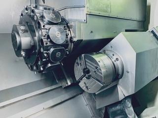 Lathe machine DMG CTX 420 Linear V6-3