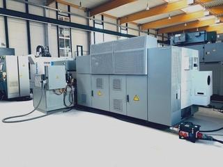 Lathe machine DMG CTX 420 Linear V6-6