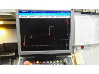 Lathe machine DMG CTX 500 Serie 2-9