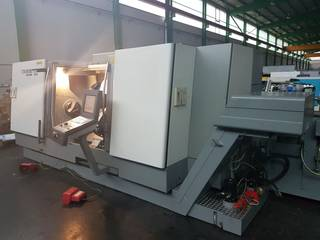 Lathe machine DMG CTX 520 linear x 1300-1