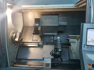 Lathe machine DMG CTX 520 linear x 1300-2