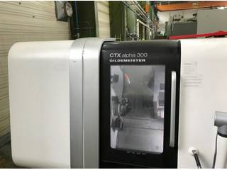 Lathe machine DMG CTX alpha 300 V3-3