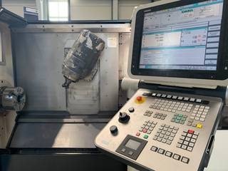 Lathe machine DMG CTX beta 1250 TC-1