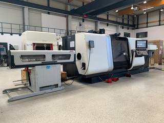 Lathe machine DMG CTX beta 1250 TC-7