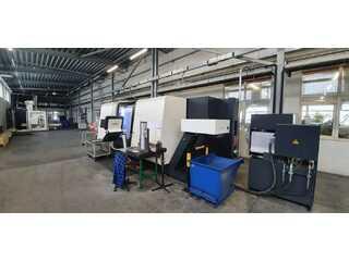 Lathe machine DMG CTX beta 1250 TC 4A-11