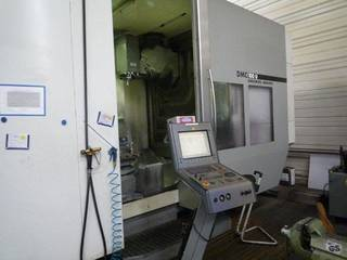 Milling machine DMG DMC 100 U-5