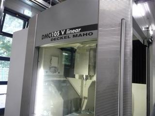 Milling machine DMG DMC 105 V Linear, Y.  2007-1