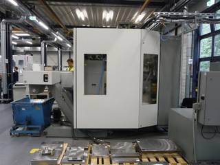 Milling machine DMG DMC 105 V Linear, Y.  2007-4
