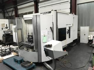 Milling machine DMG DMC 125 FD hi-dyn, Y.  2001-0