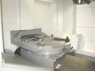 Milling machine DMG DMC 160 FD duoBlock-2